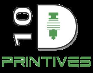 10 D Printives