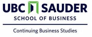 UBC Sauder Continuing Business Studies