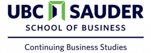 UBC Sauder Continuing Business Studies