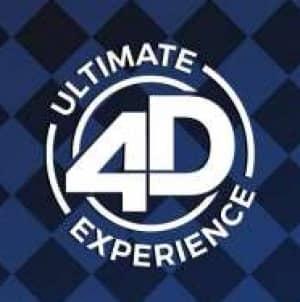 Excalibur Hotel & Casino - 4D Experience