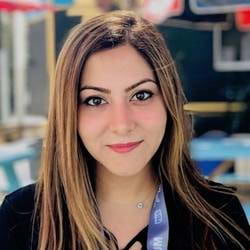 Kamelia Aryafar Ph.D